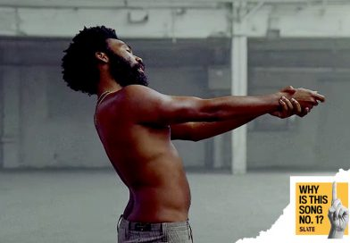 """Still from """"This Is America"""" video."""