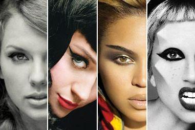 Queen of Pop rectangle