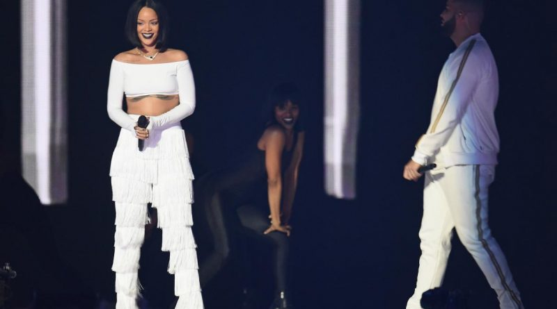 """Rihanna and Drake's """"Work"""" is her 14th No. 1. But is it her last gasp as a chart-topper, or is she getting her second wind?"""
