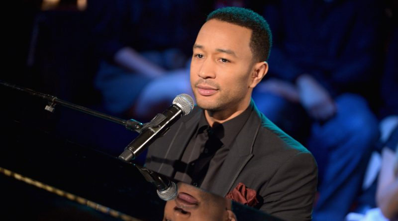 John Legend Photo by Charley Gallay/Getty Images for MAC Presents