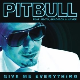 Pitbull's Give Me Everything cover
