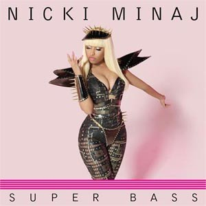 Nicki Minaj Super Bass single cover