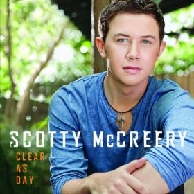 Cover of Scotty McCreery's Clear as Day