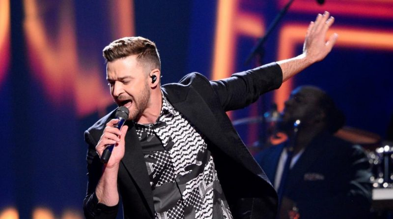 """For """"Can't Stop the Feeling,"""" Justin Timberlake and his old hit-making partner Max Martin got back 'n sync. Jonathan Nackstrand/AFP/Getty Images"""