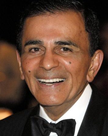 Casey Kasem in 2001 Photo by Frederick M. Brown/Getty Images