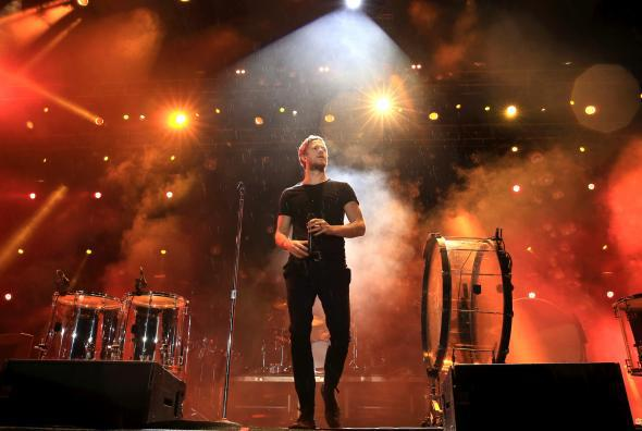 Imagine Dragons may be the next victim of the curse of the Hot 100 longevity record. Photo by Christopher Polk/Getty Images for DirecTV