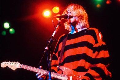 cobain-live